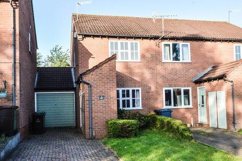 2 bedroom terraced house for sale - Carolines Court, Eccleshall, Stafford