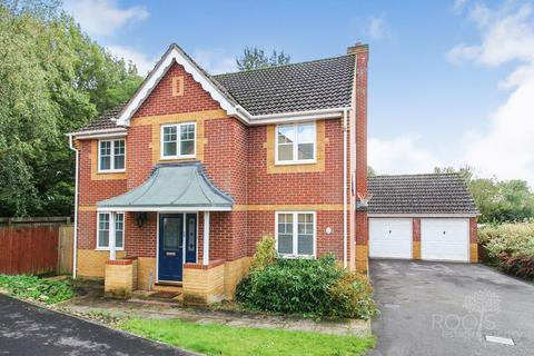 4 bedroom detached house for sale - Blackthorn Drive, Thatcham