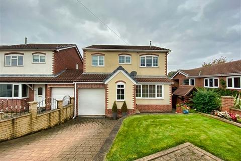 4 bedroom detached house for sale - Leyburn Drive, Swallownest, Sheffield, S26 4ST