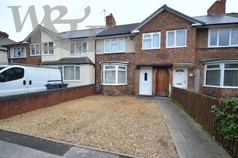 3 bedroom terraced house for sale - Crowther Road, Erdington, Birmingham