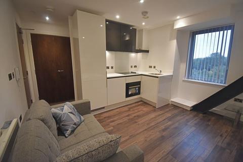 Studio to rent - Churchill Place, Churchill Way, Basingstoke
