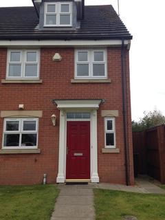 4 bedroom townhouse to rent - Sandhills Avenue, Hamilton, Leicester