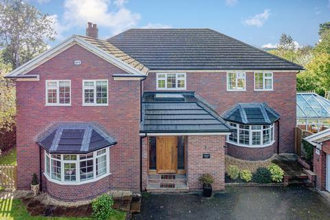 4 bedroom detached house for sale - Willow Street, Overton, Wrexham