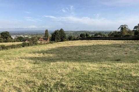 Land for sale - Land off Toothill Road, Uttoxeter, Staffordshire