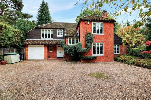 4 bedroom detached house for sale - Llanvair Drive, Ascot