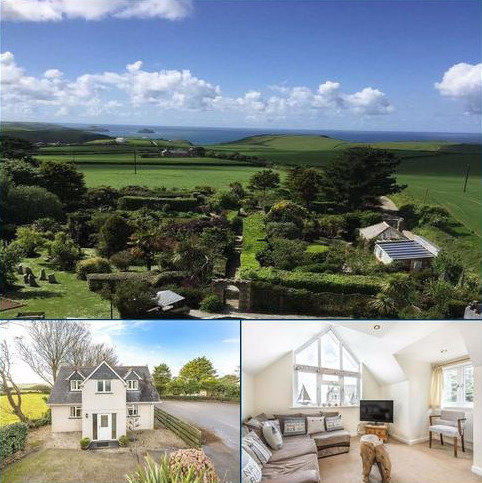4 bedroom detached house for sale - Longcross Hotel, Trelights, Port Isaac, Cornwall, PL29