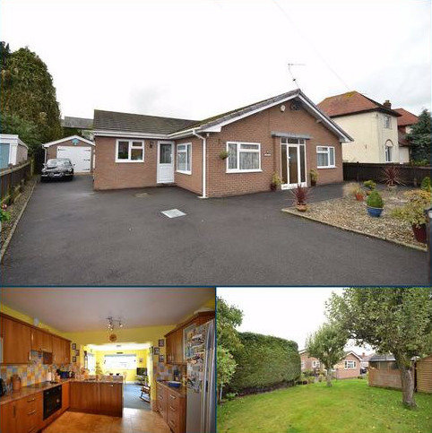 3 bedroom detached bungalow for sale - Greenfields Road, Craven Arms