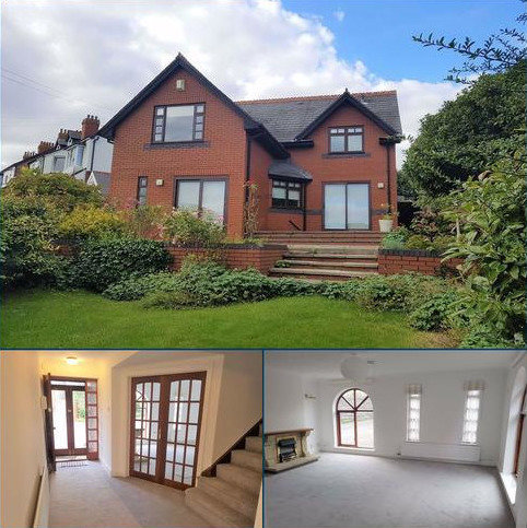 4 bedroom detached house for sale - Park Road, Barry