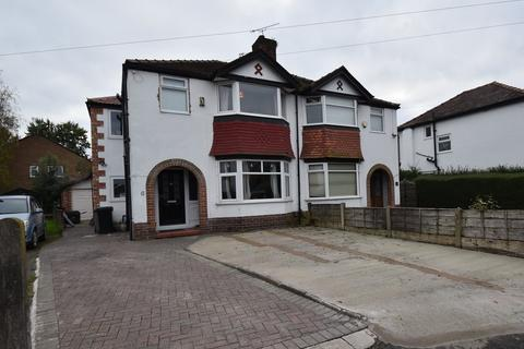 4 bedroom semi-detached house for sale - Warwick Drive, Sale, M33