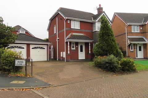 3 bedroom detached house for sale - Irving Close, Aintree, Liverpool