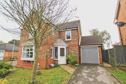 3 bedroom detached house for sale - Megson Way, Walkington, Beverley