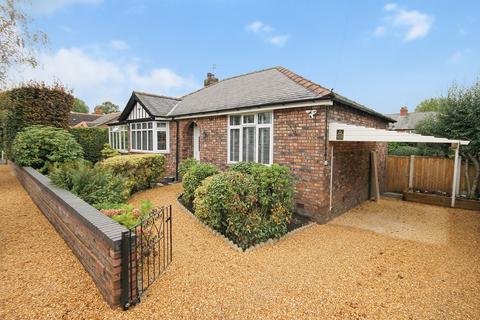3 bedroom detached bungalow for sale - Cressbrook Road, Stockton heath, Warrington, WA4
