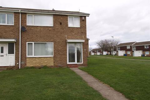 3 bedroom end of terrace house to rent - Chesterhill, Cramlington