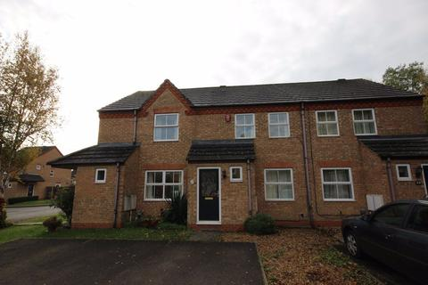2 bedroom terraced house to rent - Fisher Close, Barton Le Clay