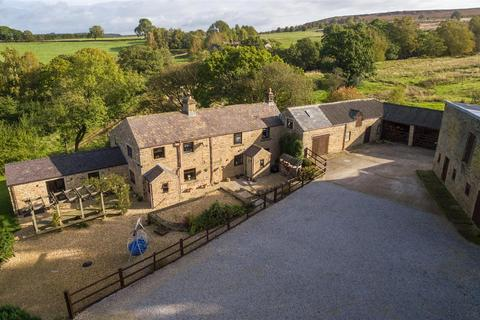 5 bedroom detached house for sale - Fallinge Farm, Rowsley and Outbuildings in approx 20 Acres