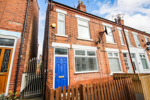 2 bedroom end of terrace house to rent - St. Albans Road, Arnold, Nottingham, NG5 6GW