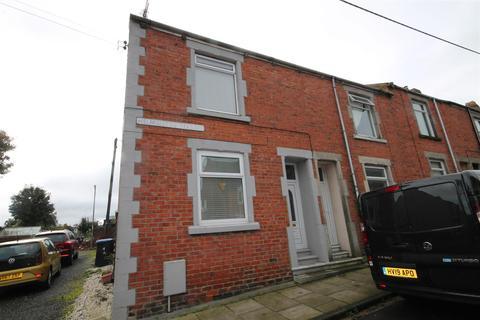 2 bedroom terraced house for sale - Helmington Terrace, Hunwick, Crook