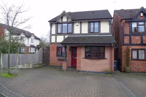 3 bedroom detached house to rent - Turnberry Close, Shipley View, Derbyshire