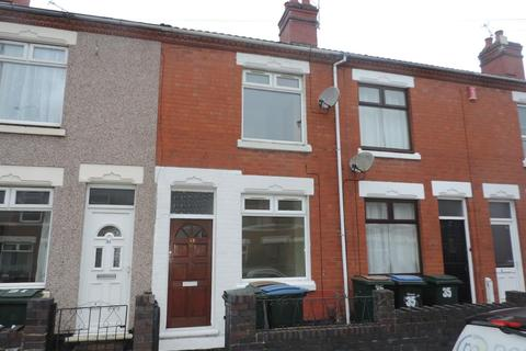 2 bedroom terraced house to rent - Melbourne Road, Earlsdon, Coventry