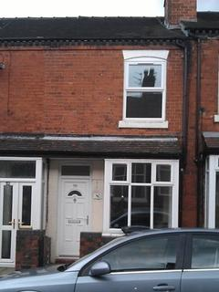 2 bedroom terraced house to rent - GORDON STREET, BURSLEM, STOKE-ON-TRENT