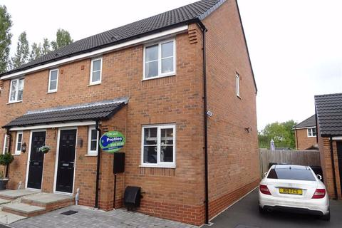 3 bedroom semi-detached house for sale - Slate Drive, Burbage