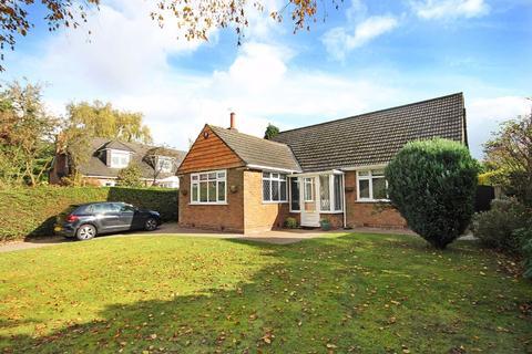3 bedroom detached bungalow for sale - Ravenwood Drive, Hale Barns, Cheshire