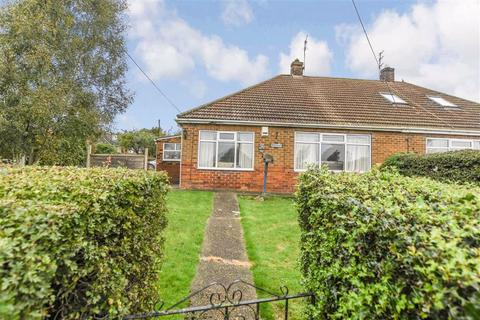 2 bedroom semi-detached bungalow for sale - Riplingham Road, Skidby, East Riding Of Yorkshire