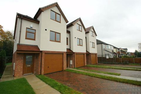 4 bedroom townhouse to rent - Fearnville Place, LS8