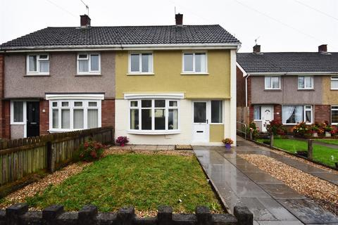 2 bedroom semi-detached house for sale - Tyla Road, Neath