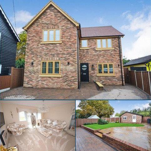 4 bedroom detached house for sale - Main Road, Rettendon Common