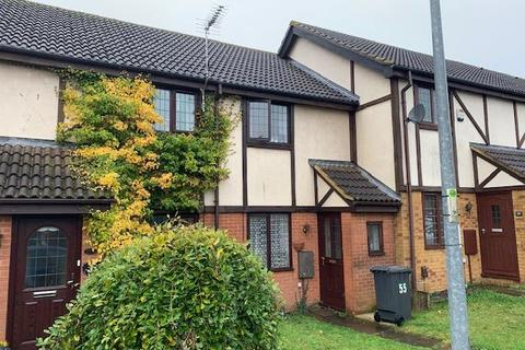 2 bedroom terraced house to rent - Frenchmans Close, Toddington