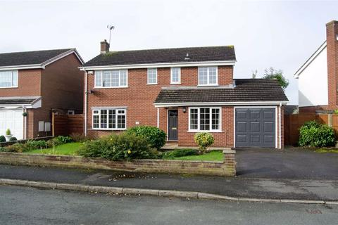4 bedroom detached house for sale - Vincent Drive, Chester, Chester