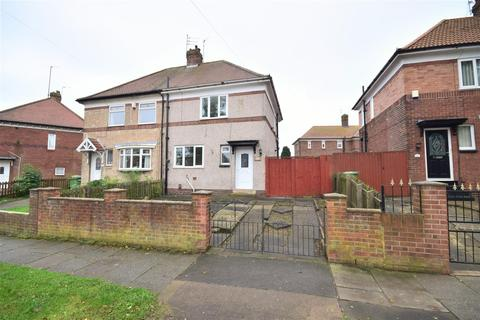 2 bedroom semi-detached house for sale - West Moor Road, Pallion, Sunderland