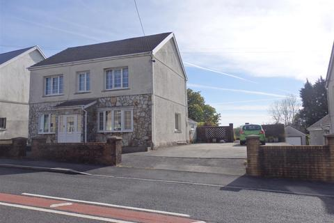 4 bedroom detached house for sale - Llannon Road, Upper Tumble, Llanelli