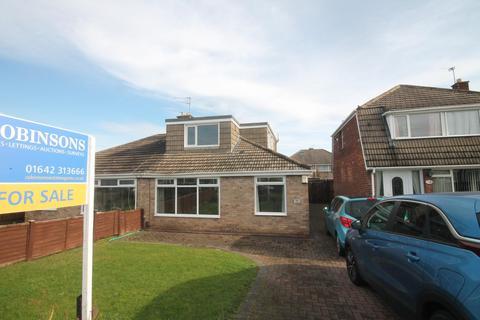 3 bedroom semi-detached bungalow for sale - Durham Road, Middlesbrough