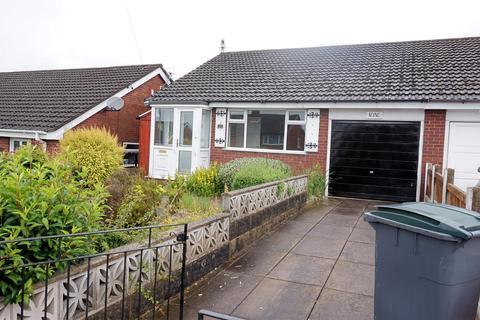 2 bedroom semi-detached bungalow to rent - Newmount Road, Fenpark, Stoke-On-Trent