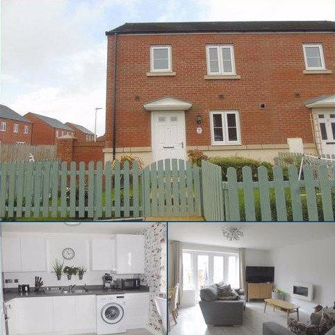 3 bedroom end of terrace house for sale - Clos Bowen, Stradey, Llanelli