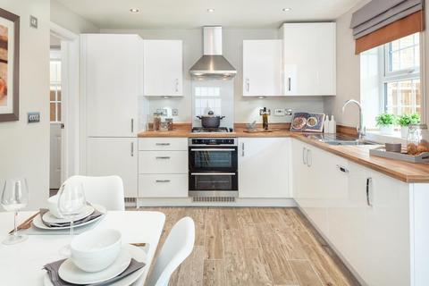 David Wilson Homes - Park View at Tadpole Garden Village - Mill Lane, Swindon, SWINDON