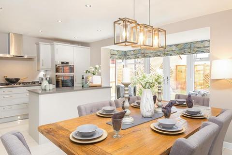 4 bedroom detached house for sale - Plot 48, Bayswater at Park View @ TGV, Gimson Crescent, Tadpole Garden Village, SWINDON SN25