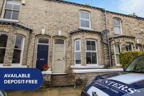 3 bedroom terraced house to rent - Russell Street, York, YO23 1NN