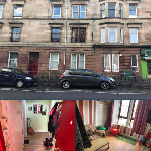 1 bedroom flat for sale - Calder Street, Flat 1-1, Glasgow G42