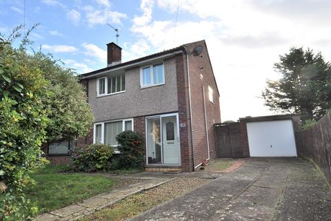 3 bedroom semi-detached house for sale - 24 Powys Gardens, Dinas Powys, The Vale Of Glamorgan. CF64 4LP