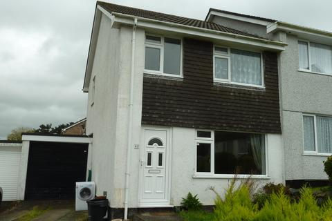 3 bedroom semi-detached house to rent - Old Roselyon Crescent, St. Blazey, Par, Cornwall, PL24