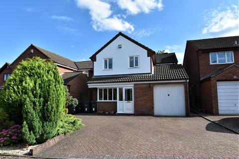 3 bedroom detached house for sale - Nursery Drive, Kings Norton, Birmingham, B30