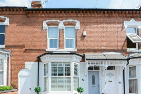 3 bedroom terraced house for sale - Grosvenor Road, Harborne, Birmingham, B17