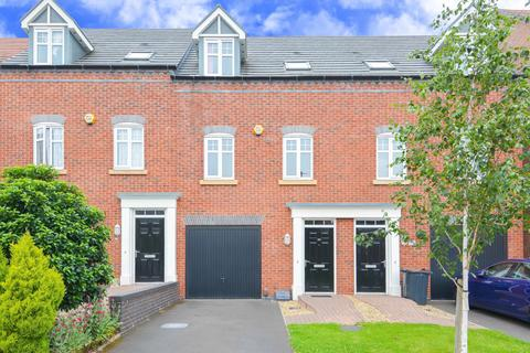 3 bedroom terraced house for sale - George Dixon Road, Edgbaston, Birmingham, B17