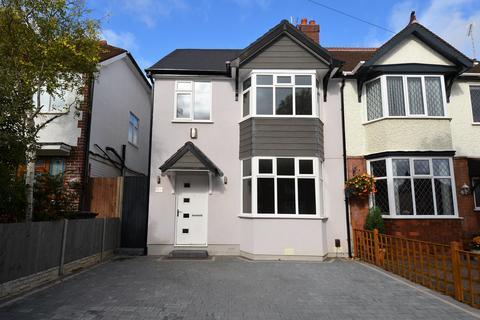 4 bedroom semi-detached house for sale - Woodthorpe Road, Kings Heath, Birmingham, B14