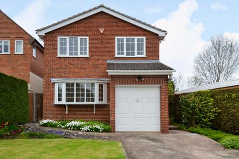 3 bedroom detached house for sale - Fairmead Rise, Kings Norton, Birmingham, B38