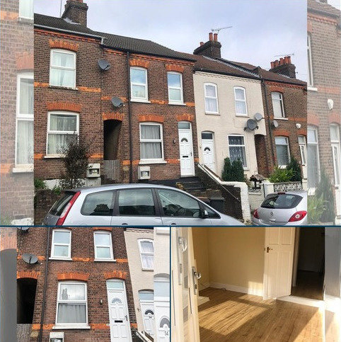 3 bedroom terraced house to rent - Mlton Road, Luton, Luton Beds LU1