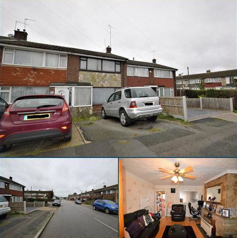 3 bedroom terraced house for sale - Brennan Road, Tilbury RM18